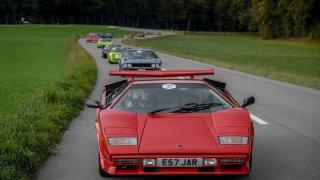 Sraz legendárních Lamborghini 2