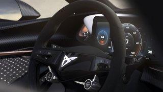Koncept elektromobilu Cupra