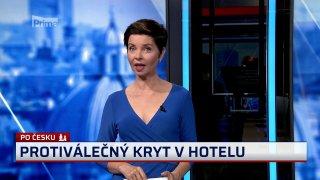 Víte, že Harmony Club Hotel ve Špindlu patří mezi nejbezpečnější na světě? Odolá atomovému výbuchu!