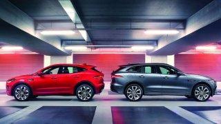 Pět hvězd pro kočku z Anglie. Jaguar F-PACE získal nejvyšší hodnocení bezpečnosti Euro NCAP.