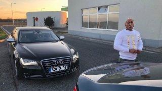 Audi rychlost Slovensko