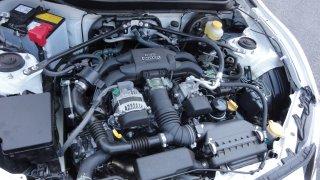 Toyota GT86 interiér 1
