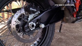 Test endura KTM 1090 R Adventure