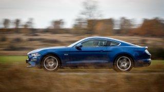 Ford Mustang jízdní 5