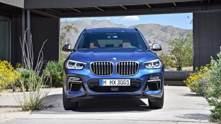 Nové BMW X3 1