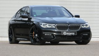 BMW 750d G-Power