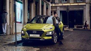 Hyundai Kona můžete vyzkoušet při testovacích jízdách