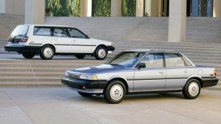 Toyota Camry 1986-1991