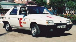 Škoda s modelem Favorit předběhla dobu. Už v roce 1991 vyráběla jeho elektrickou verzi