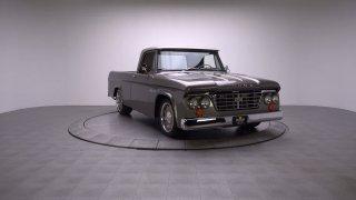 Parádně opravený pickup ze 60. let - Obrázek 5