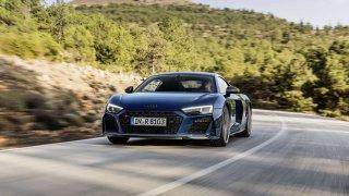 Nejrychlejší sériový model značky - Audi R8 je po rozsáhlé modernizaci