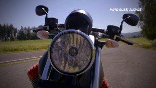 Recenze motocyklu typu cruiser Moto Guzzi Audace