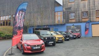 Finálové jízdy auto roku 2020 v ČR