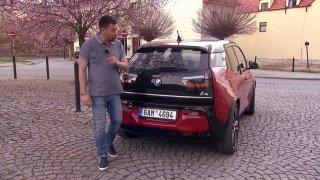 Recenze plně elektrického městského hatchbacku BMW i3s BEV