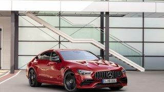 Mercedes-AMG GT čtyřdveřové kupé