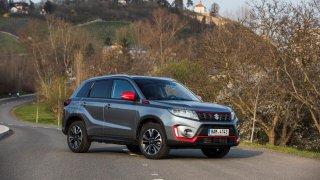 Suzuki připravilo pro Vitaru limitovanou sérii Style. Má atraktivní design a prodlouženou záruku