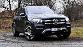 Mercedes GLE 400d 4MATIC