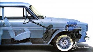 Ford Taunus 12M P4 2
