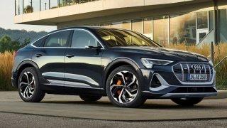 Na trh vstupuje sportovnější provedení Audi e-tron. Sportback ujede na elektřinu až 446 kilometrů