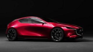 Mazda Kai je úchvatná vize budoucí Mazdy 3
