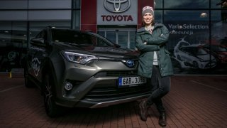 Eva Samková Toyota