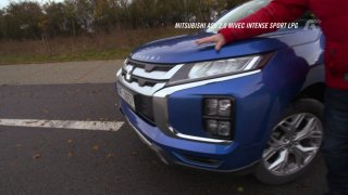 Recenze Mitsubishi ASX 2.0 MIVEC Intense Sport LPG