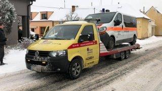 Asistenční služba - zima