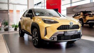 Nové malé SUV Toyota Yaris Cross startuje na ceně 435 tisíc korun. Porovnali jsme ho s konkurenty
