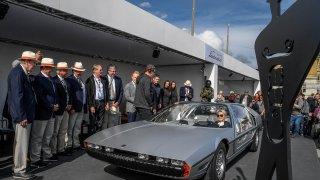 Sraz legendárních Lamborghini 1