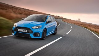 Ford Focus RS s paketem RS edition