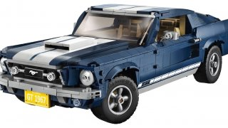 Ford Mustang 1967 - LEGO 2