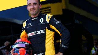 Návrat do F1? Kubica zajel čtvrtý nejlepší čas!