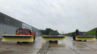 Pluhy Tatra T-815