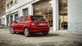 Škoda Fabia pozměnila design a má novou techniku