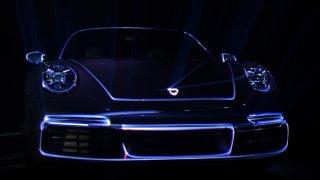 Porsche 911 osmé generace 2