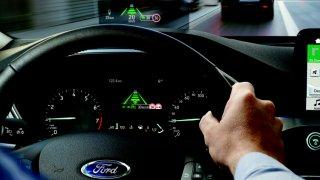 Adaptivní tempomat Ford