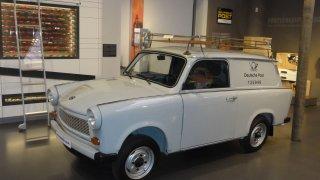 Trabant 601 pro německou poštu