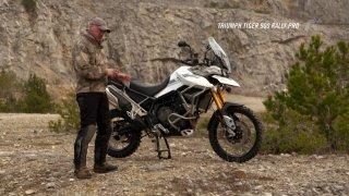 Recenze motocyklu Triumph Tiger 900 Rally Pro