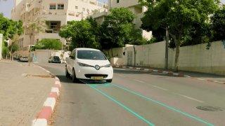 Indukční nabíjení elektromobilů