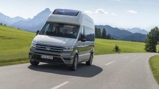 VW California XXL je sen cestovatelů. 1