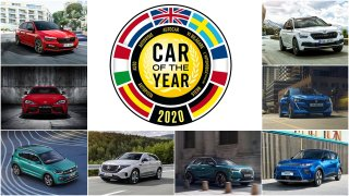 Evropským autem roku 2020 může být i model od Škody. Nominaci mají Scala a Kamiq
