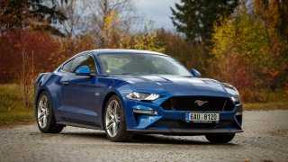 Ford Mustang exteriér 10
