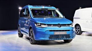 Nový VW Caddy nechce být jen podržtaškou. Rozhodl se konkurovat i SUV. Do Česka dorazí až za rok