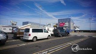 Calais - Kam jedete s těmi kanystry!! 1