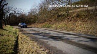 Test Kia Sorento 2.2 CRDI 4x4 GT Line