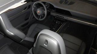 Porsche 911 interiér 4