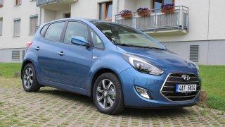 Hyundai vyprodává MPV ix20 a zlevnil ho na 279 990 korun. Jeho výroba v Nošovicích skončila