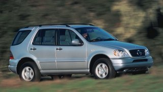 Mercedes-Benz ML (1997-2005)