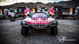 ODHALENÍ: Proč Peugeoty vyhrávají Dakar? 2