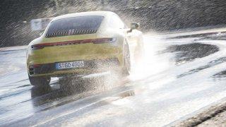 Porsche 911 Carrera 4S Wet Mode 2